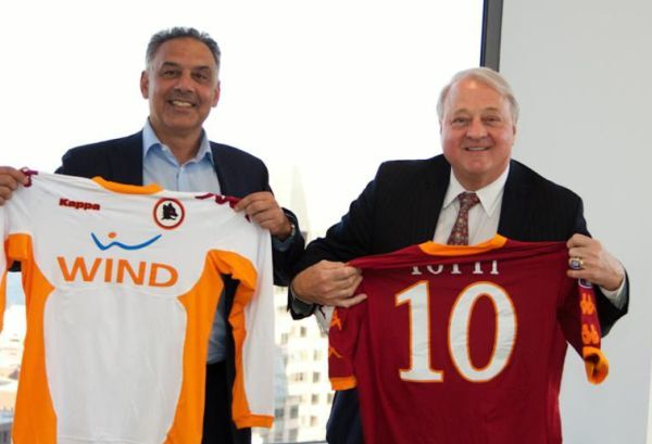 James Pallotta e Thomas Dibenedetto